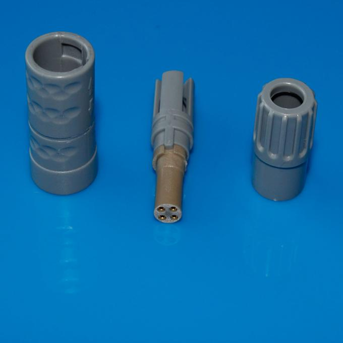 Waterproof Medical Automotive Electrical Connectors With
