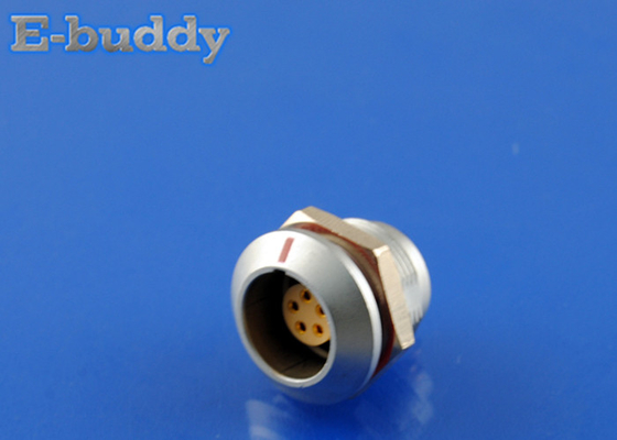 Lemo compatible K serials connectors 5pin waterproof circular connectors FGG 0K 305 female socket