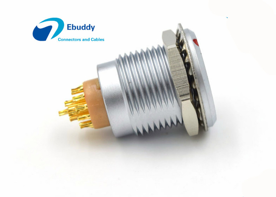 19pin Compatible Lemo B Series Connector EGG.2B.319.CLL Socket Low Frequency