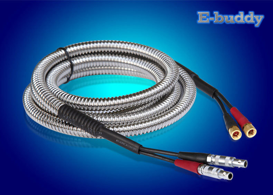 China Bnc To Lemo 5 Pin Male Arri Alexa Time Code Cable For Sound Devices Alexa Amira factory