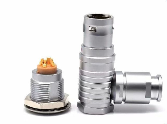 Lemo B Series Connectors